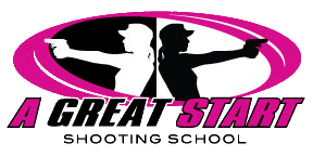 A great start shooting school logo