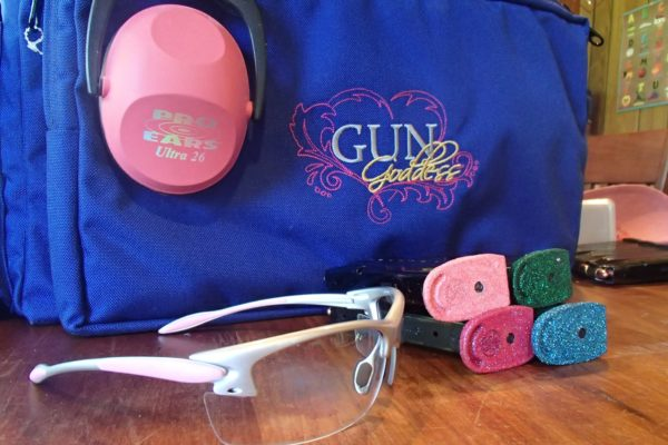 Gun goddess bag